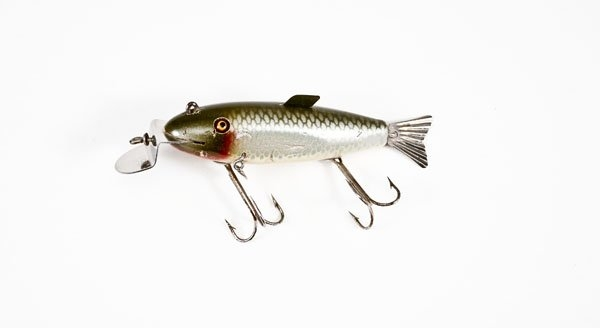 creek chob fintail lure for catching Largemouthed Bass